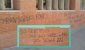 Toca Comer. Argumentos antitransgénicos en la Universidad de Lérida (Lleida). Marisol Collazos Soto, Rafael Barzanallana