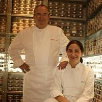 Toca Comer. ''La mejor mujer chef del mundo'' abrirá un restaurante en Londres. Marisol Collazos Soto, Rafael Barzanallana