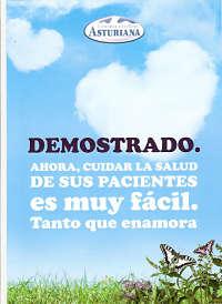Toca Comer. Leche Asturiana (CAPSA) y médicos . Marisol Collazos Soto, Rafael Barzanallana