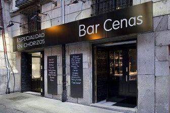 Toca Comer. Barcenas, especialista en chorizos. Marisol Collazos Soto, Rafael Barzanallana