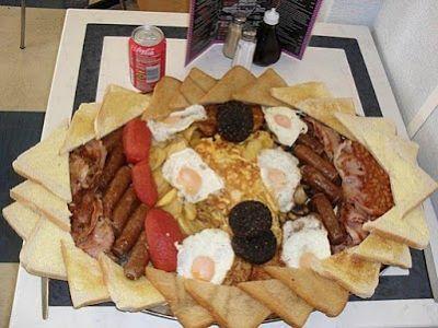 Toca Comer. Desayuno del peso de un niño. Marisol Collazos Soto