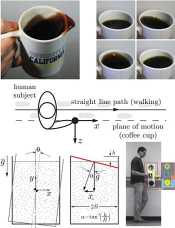 Toca Comer.   Premio Ig Nobel 2012 de física de fluidos del café. Marisol Collazos Soto, Rafael Barzanallana