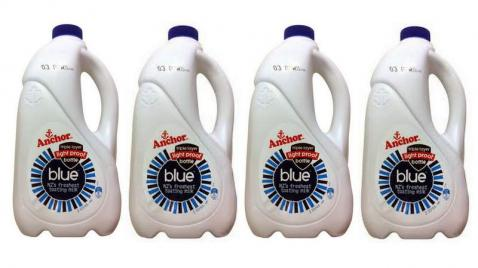 Toca Comer. Botella de leche que bloquea 100% la luz. Marisol Collazos Soto, Rafael Barzanallana
