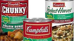 Toca Comer. Sopas Campbell vende fábricas y marcas en Europa. Marisol Collazos Soto, Rafael Barzanallana
