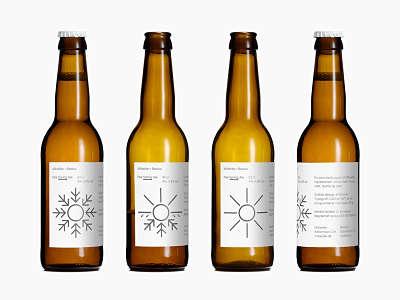 Toca Comer. Humor,  Botellas de cerveza con detector de temperatura. Marisol Collazos Soto, Rafael Barzanallana