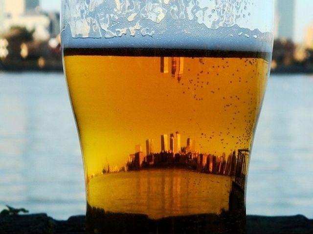 Toca Comer. Rascacielos en la cerveza. Marisol Collazos Soto