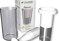 Toca Comer.   Chufamix un utensilio de cocina que permite elaborar horchata. Marisol Collazos Soto, Rafael Barzanallana