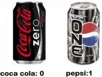 Toca Comer. Coca Cola 0 - Pepsi 1. Marisol Collazos Soto, Rafael Barzanallana