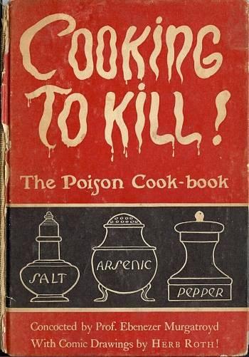 Toca Comer. Libro, cocinando para matar. Marisol Collazos Soto, Rafael Barzanallana