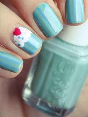 Toca Comer. Se ponen de moda las uñas Cupcake . Marisol Collazos Soto, Rafael Barzanallana