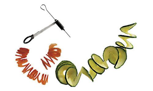 Toca Comer. Decorador de verduras. Marisol Collazos Soto