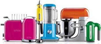 Peque os electrodom sticos de colores toca comer - Electrodomesticos de colores ...