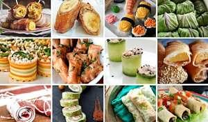 Toca Comer. 12 formas creativas de enrrollar tu comida. Marisol Collazos Soto, Rafael Barzanallana