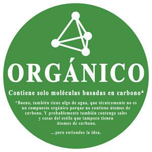 Toca Comer. Etiquetas honestas, orgánico. Marisol Collazos Soto, Rafael Barzanallana