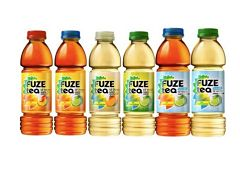 Toca Comer. Coca-Cola lanza  Fuze Tea. Marisol Collazos Soto, Rafael Barzanallana
