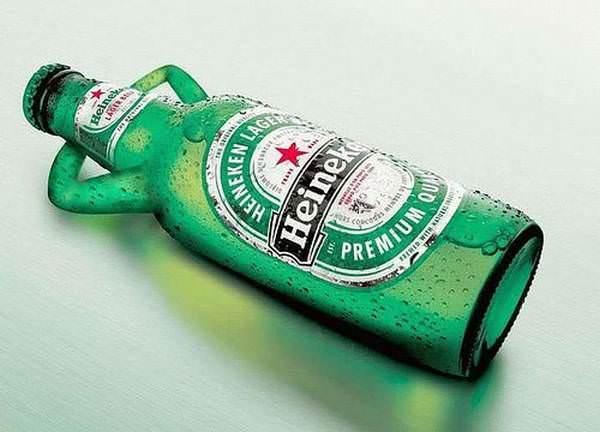 Toca Comer. Heineken. Marisol Collazos Soto