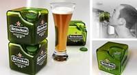 Toca Comer.  Cerveza Heineken en botella cuadrada. Marisol Collazos Soto, Rafael Barzanallana