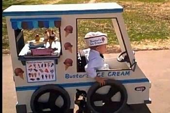 Toca Comer. Carrito de helados de juguete. Marisol Collazos Soto, Rafael Barzanallana