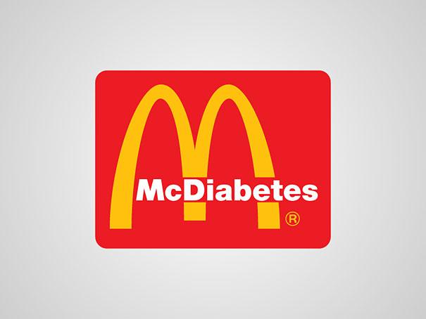 Toca Comer. Logo honesto de McDonalds. Marisol Collazos Soto