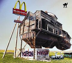 Toca Comer. McDonalds culpable de explotación laboral. Marisol Collazos Soto, Rafael Barzanallana