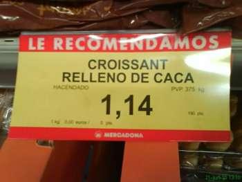 Toca Comer. Mercadona empieza a vender bollería de horno y pan a granel. Marisol Collazos Soto, Rafael Barzanallana