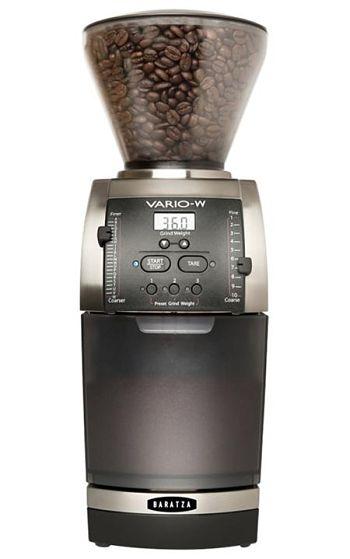 Toca Comer.   Novedoso molinillo de café Baratza. Marisol Collazos Soto, Rafael Barzanallana