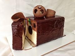 Toca Comer. Impresionante mousse de chocolate. Marisol Collazos Soto, Rafael Barzanallana