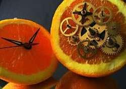 Toca Comer. El zumo de naranja
