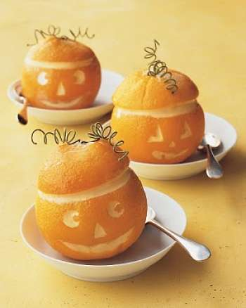 Toca Comer.   Naranjas Halloween. Marisol Collazos Soto, Rafael Barzanallana