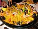 Toca Comer.   Jueves y paellas en restaurantes. Marisol Collazos Soto, Rafael Barzanallana