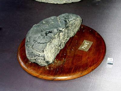 Toca Comer, Museo exhibe un pan de hace 20 siglos. Marisol  Collazos Soto