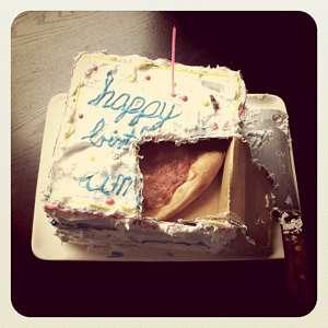 Toca Comer. Pizza dentro de tarta. Marisol Collazos Soto