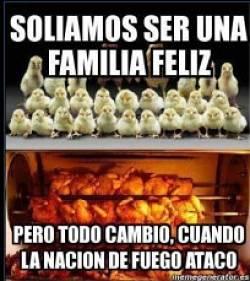 Toca Comer. Humor con familia de pollos. Marisol Collazos Soto, Rafael Barzanallana