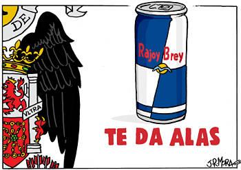 Toca Comer. Rajoy Brey te da alas. Marisol Collazos Soto, Rafael Barzanallana