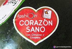 Toca Comer. La sandía Fashion y su publicidad que viola la legislación. Marisol Collazos Soto, Rafael Barzanallana