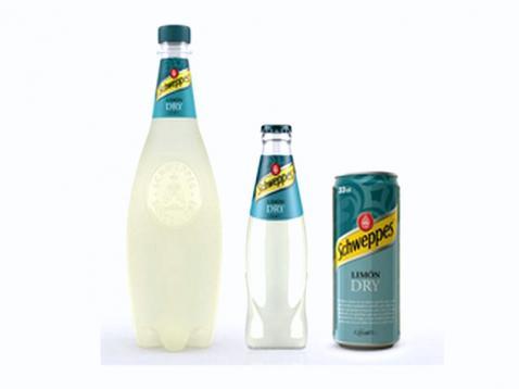 Toca Comer. Schweppes presenta el refresco de limón para adultos