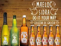 Toca Comer. Nuevos sabores de sidra gallega Maeloc. Marisol Collazos Soto, Rafael Barzanallana
