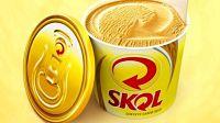 Toca Comer.  Polémica por el anuncio de helado de cerveza Skol. Marisol Collazos Soto, Rafael Barzanallana