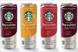 Toca Comer. Café verde de Starbucks para competir con Red Bull. Marisol Collazos  Soto