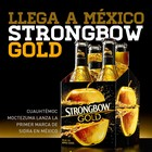 Toca Comer.  Sidra Strongbow Gold de Heineken para los jóvenes. Marisol Collazos Soto, Rafael Barzanallana
