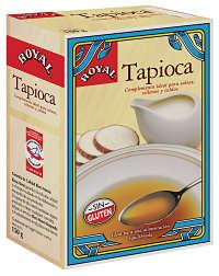 Toca Comer. Fécula de Tapioca (mandioca). Marisol Collazos Soto, Rafael Barzanallana