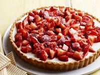 Toca Comer.  Tarta de fresas y nata. Marisol Collazos Soto, Rafael Barzanallana