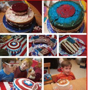 Toca Comer. Tratas estadounidenses de celebración . Marisol Collazos Soto, Rafael Barzanallana