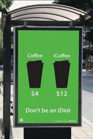 Toca Comer. Precio abusivo del iCafé analogía con el iPhone. Marisol Collazos Soto, Rafael Barzanallana